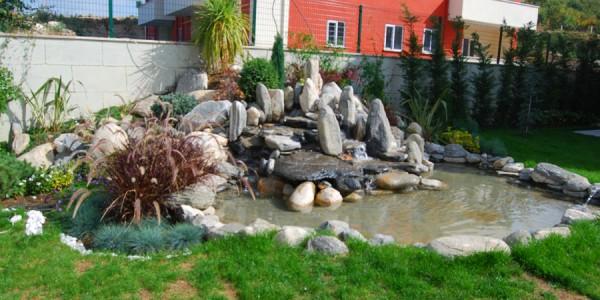 Gölet ve Süs Havuzu Yapımı